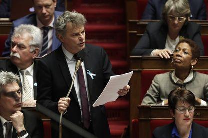 Fabien Roussel,secrétaire national du Parti communiste