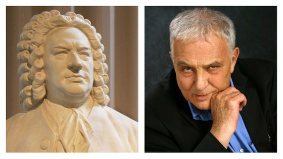 Bach et Philippe Sollers