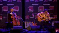 Concert A L'improviste : David Chevallier et Valentin Ceccaldi