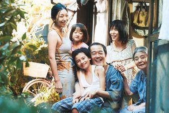 """""""Une Affaire de famille"""", Palme d'Or du festival de Cannes 2018, du cinéaste japonais Hirokazu Kore-eda (sortie le 12 décembre 2018)"""