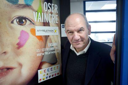 Marc Peschanski, directeur scientifique de l'I-Stem au Genopole d'Evry (91). Biologiste et neurophysiologiste, spécialiste des maladies neurodégénératives et des cellules souches.