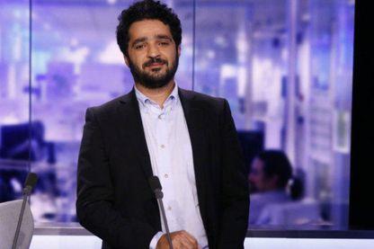 Wassim Nasr, journaliste à France 24 Auteur de « Etat islamique, le fait accompli »