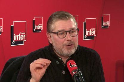 Jean Quatremer invité du Grand Entretien