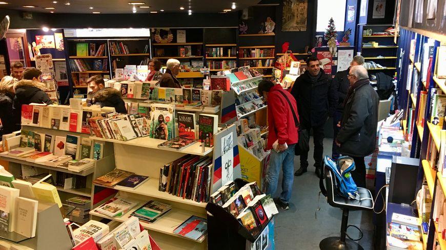 La libraire Majuscule était une institution à Sarlat.