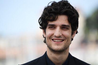 Louis Garrel, lors du 70ème festival de Cannes (21 mai 2017)