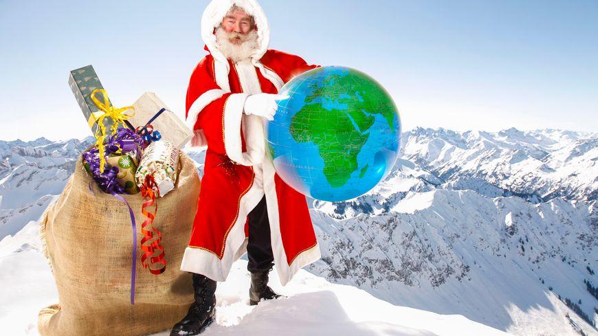 Noël dans le monde.