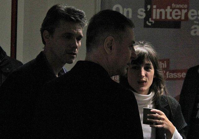 Jocelyn Perrotin, Etienne Daho et Juliette Armanet