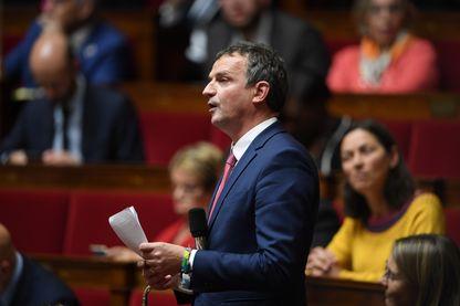 Le député écologiste des Bouches-du-Rhône Jean-Michel Lambert
