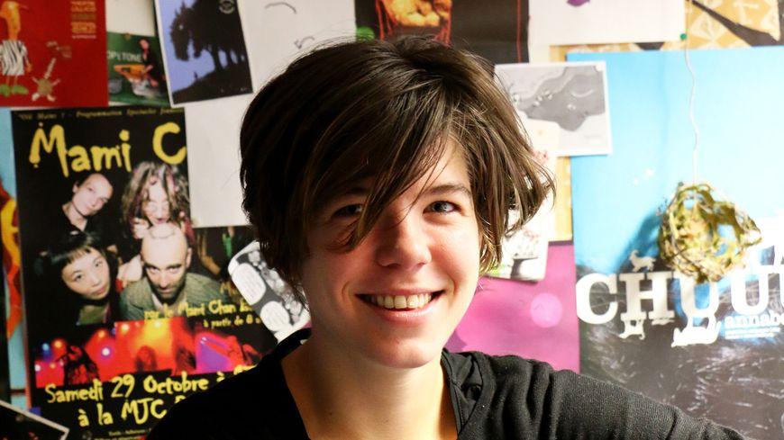 Léna Brissoni, plasticienne et scénographe