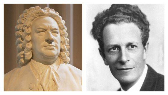 Bach et Frank Martin