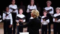 Weihnachtsmusik - un Noël allemand par la Maîtrise de Radio France dirigée par Sofi Jeannin