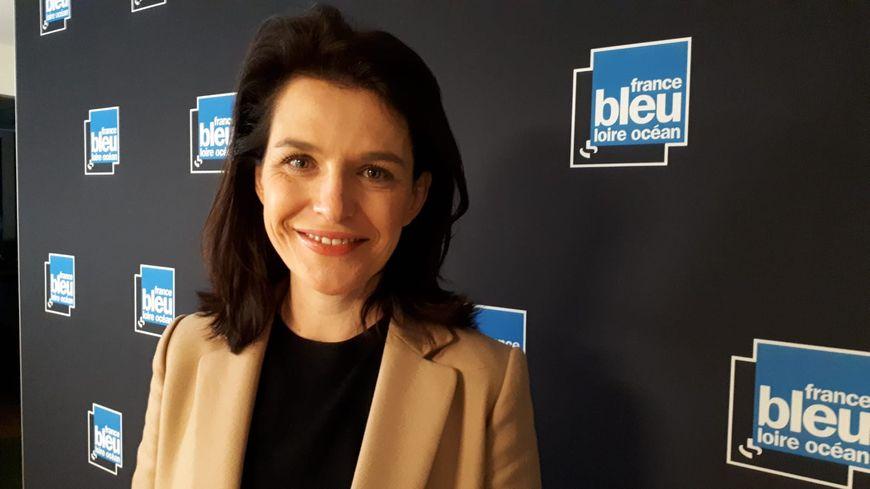Christelle Morançais, présidente de la région Pays-de-la-Loire