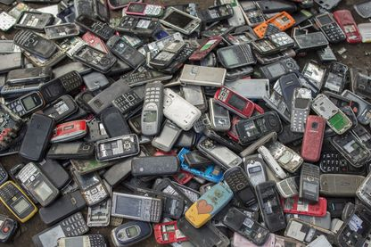 88% des français changent de téléphone alors que leur appareil marche encore
