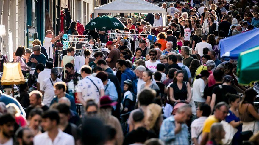 Paris perd 0,5% de sa population chaque année