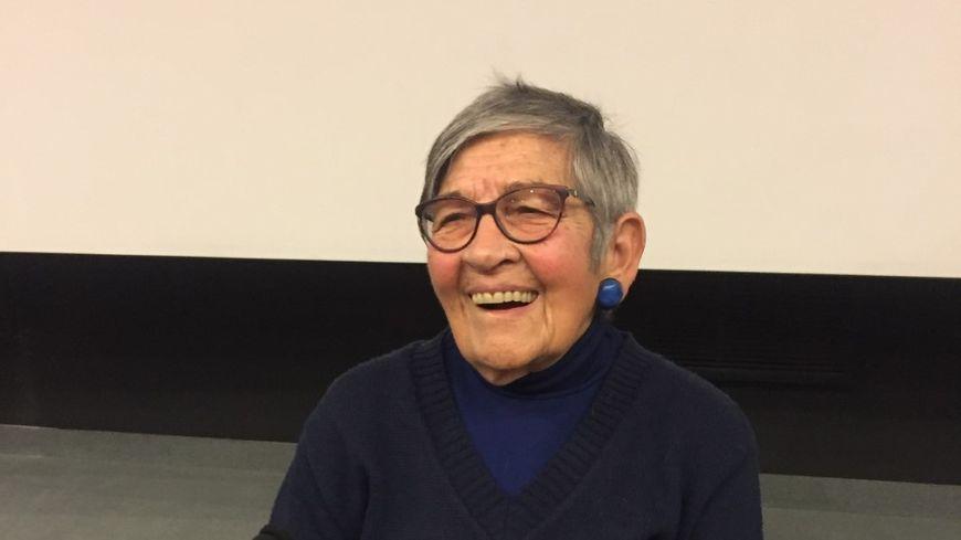 Ginette Kolinka garde le sourire malgré son histoire