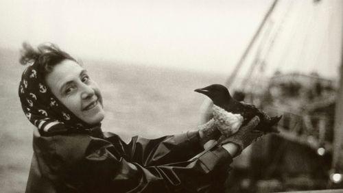 Récits de voyages (3/5) : Anita Conti (1899-1997), la dame de la mer