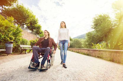 Wilson, un robot qui renseigne les personnes handicapées