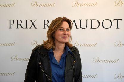 """Olivier de Lamberterie, journaliste et critique littéraire, elle a remporté le Prix Renaudot essai 2018, pour """"Avec toutes mes sympathies"""" ! (07 novembre 2018, Paris, France)"""