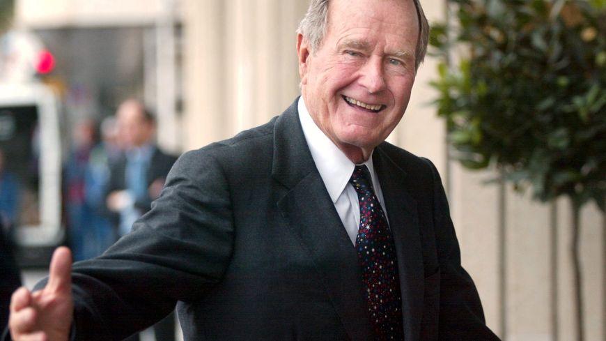 George H. W. Bush a été président des Etats-Unis de 1989 à 1993