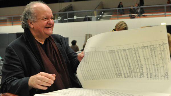 L'édition 2019 du festival Présences célébrera le compositeur Wolfgang Rihm