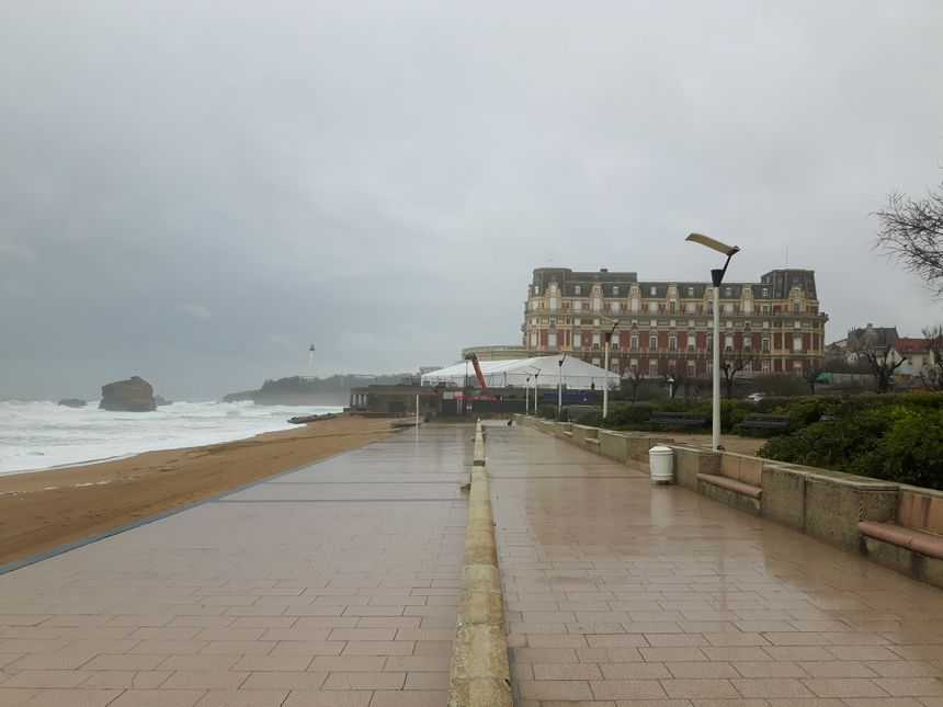 Biarritz ne parvient pas à freiner la décroissance