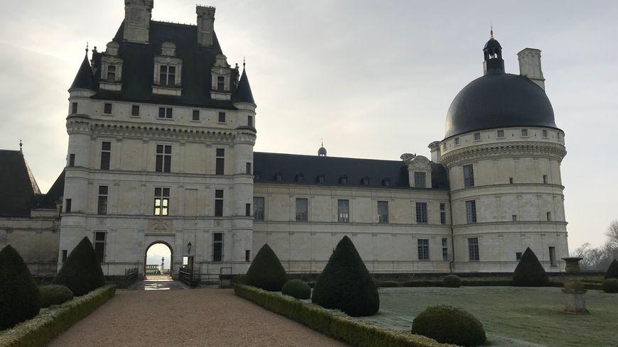 Le château ferme le 6 janvier prochain, et la réouverture est prévue pour le 16 mars.