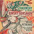 Stravinsky: L'Oiseau de feu - Rimsky-Korsakov: Le Coq d'or ONYX