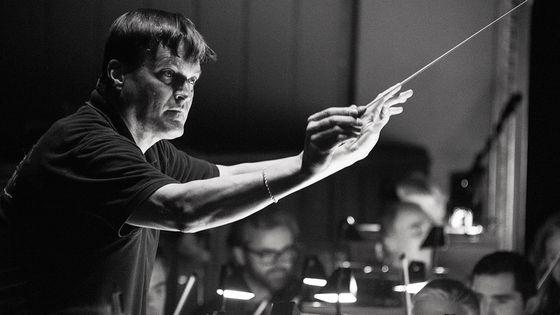 Chritian Thielemann dirige les répétitions à l'Opéra d'Etat de Vienne