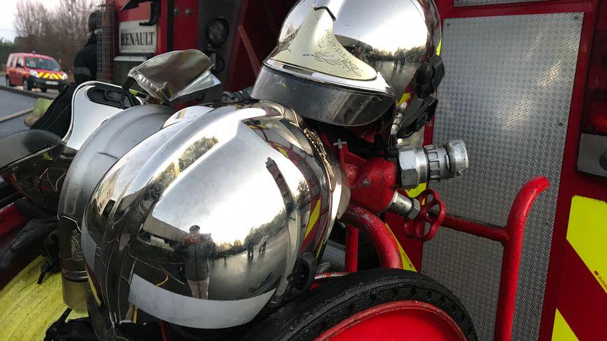 L'incendie s'est déclaré dans la nuit de vendredi à samedi.