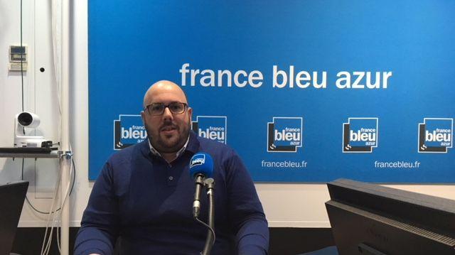 Philippe Vardon, conseiller régional RN