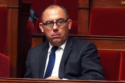 Bruno Questel, député Lrem de l'Eure
