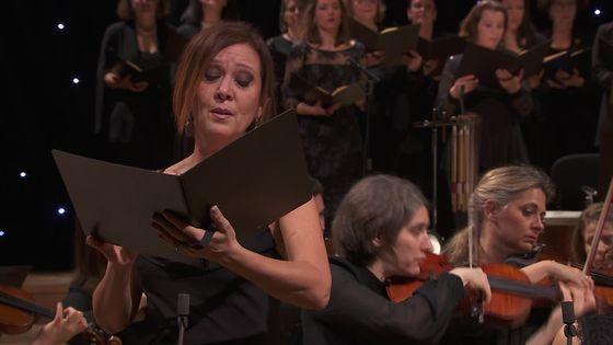 Mozart : Missa brevis en si bémol Majeur K 275 (Orchestre philharmonique et Choeur de Radio France)