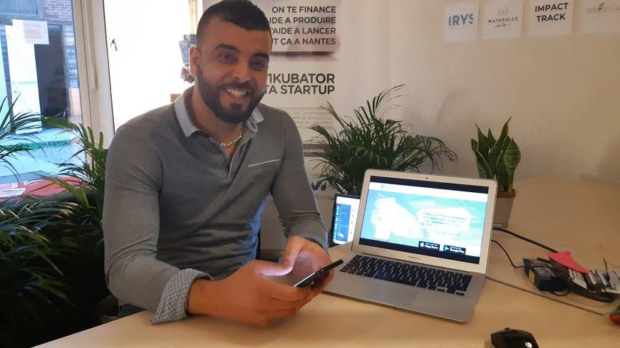 Abdessalem Saad, le créateur d'helloSAM