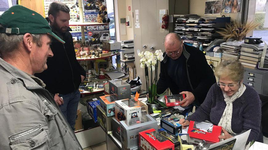 La boutique de miniatures va fermer ses portes définitivement le 31 décembre prochain