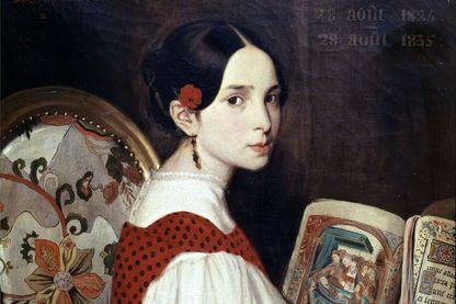 Portrait de Léopoldine