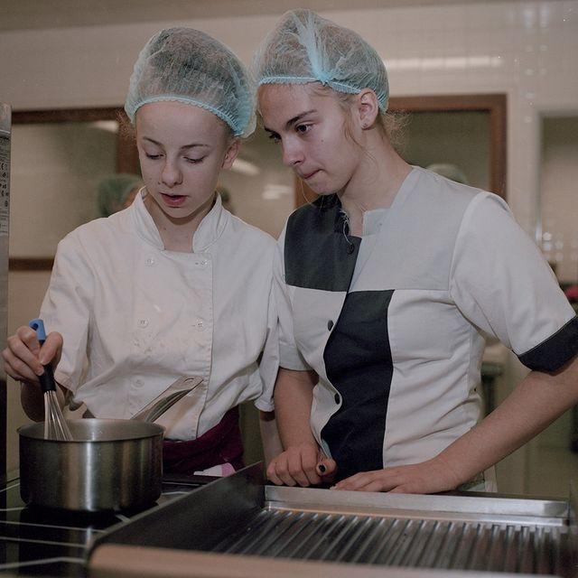 L'Orientation, CAP cuisine, 2018