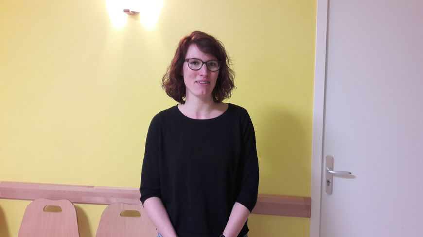Tiphaine Huant, nouvelle femme médecin au Thillot dans les Vosges
