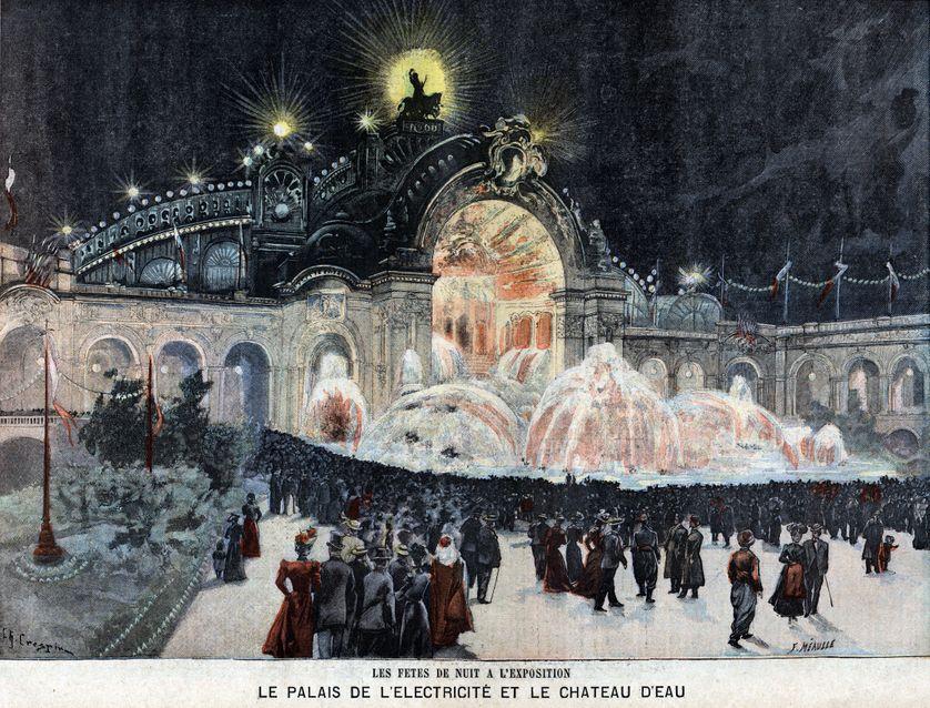 Comment Paris Est Devenue La Ville Lumiere