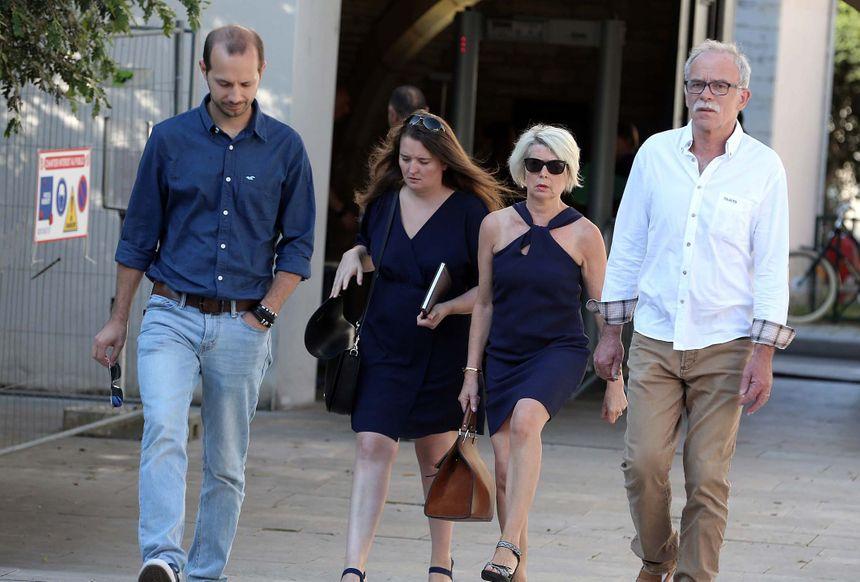 La famille d'Alexia Daval.