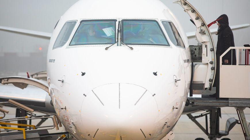 La ligne aérienne Limoges-Paris est suspendue jusqu'au mois de mars - photo d'illustration