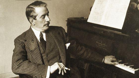 Giacomo Puccini (22 décembre 1858 - 29 novembre 1924).