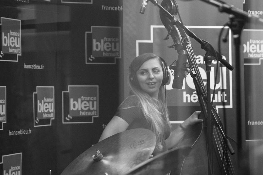 Naïma Quartet - Bleu Hérault Live