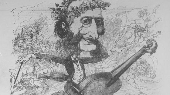 Jacques Offenbach [Misc.]