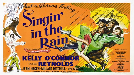 Nacio Herb Brown, Singing in the rain / Musicopolis