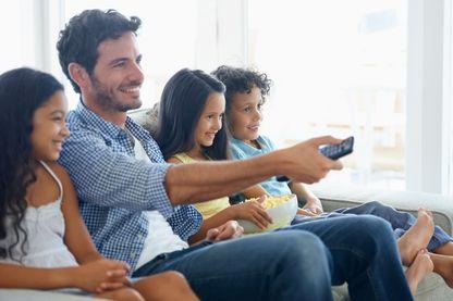 Qu'est-ce qu'on regarde avec ses enfants ?