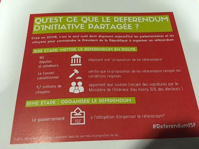 Les étapes du Référéndum d'Initiative Partagée