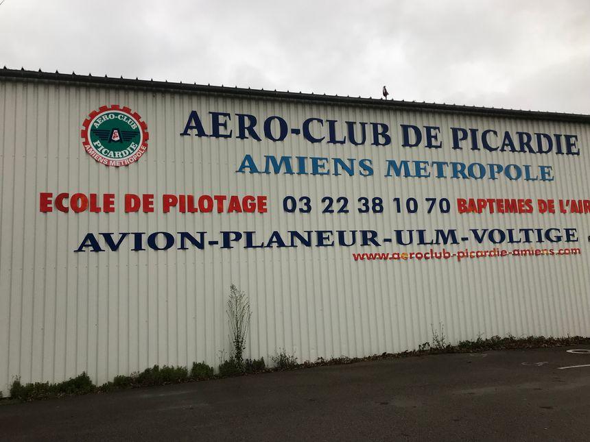 Le Hangar de l'Aéroclub de Picardie