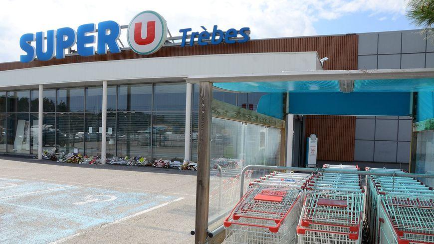 Quatre personnes ont été tuées en mars dans l'Aude, notamment dans le Super U de Trèbes.