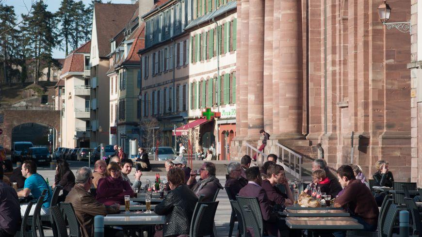 La ville de Belfort passe en dessous des 49 000 habitants en 2016 (Photo d'illustration)
