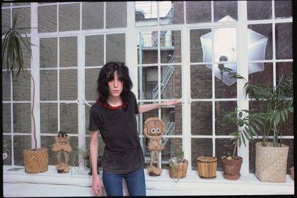 """""""Because The Night"""" figure sur le deuxième album de Patti Smith, """"Easter"""", paru en 1978"""